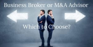 how to choose a business broker